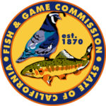 Logo forthe California Fish and Game Commission