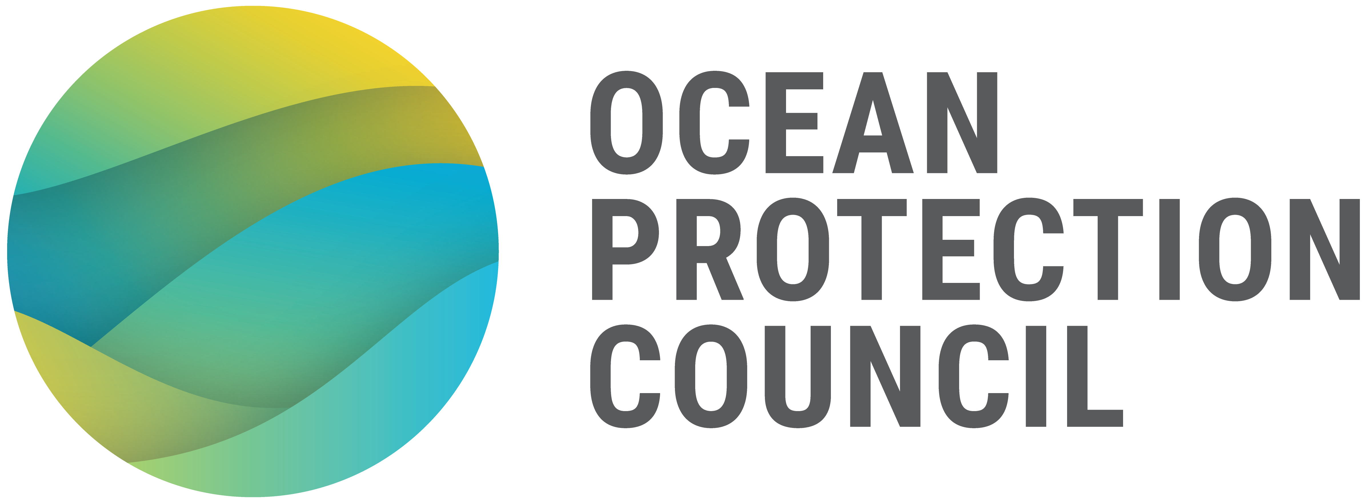 Logo of the California Ocean Protection Council