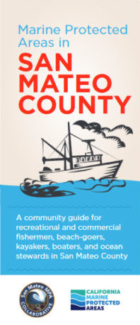 San Mateo County MPAs Brochure Cover