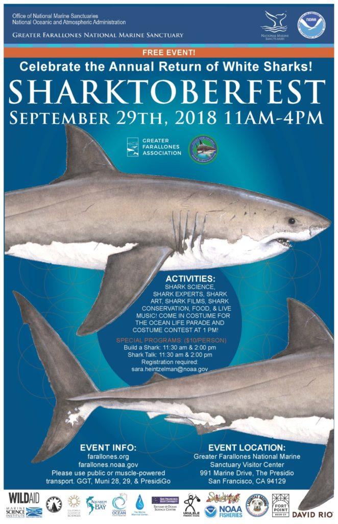 Sharktoberfest Flyer