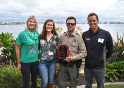 Wags & Waves: An Opportunity to Honor California's WildlifeOfficers