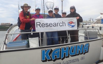 With Over 20,000 Fish Caught (and released!), CCFRP Finishes 2018 Field Season