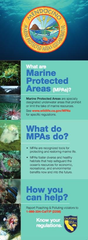 Mendocino County MPAs Brochure