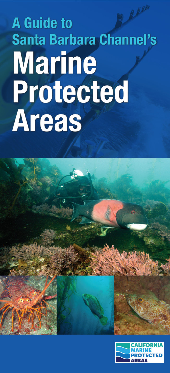 Santa Barbara Channel MPAs Boundary Brochure