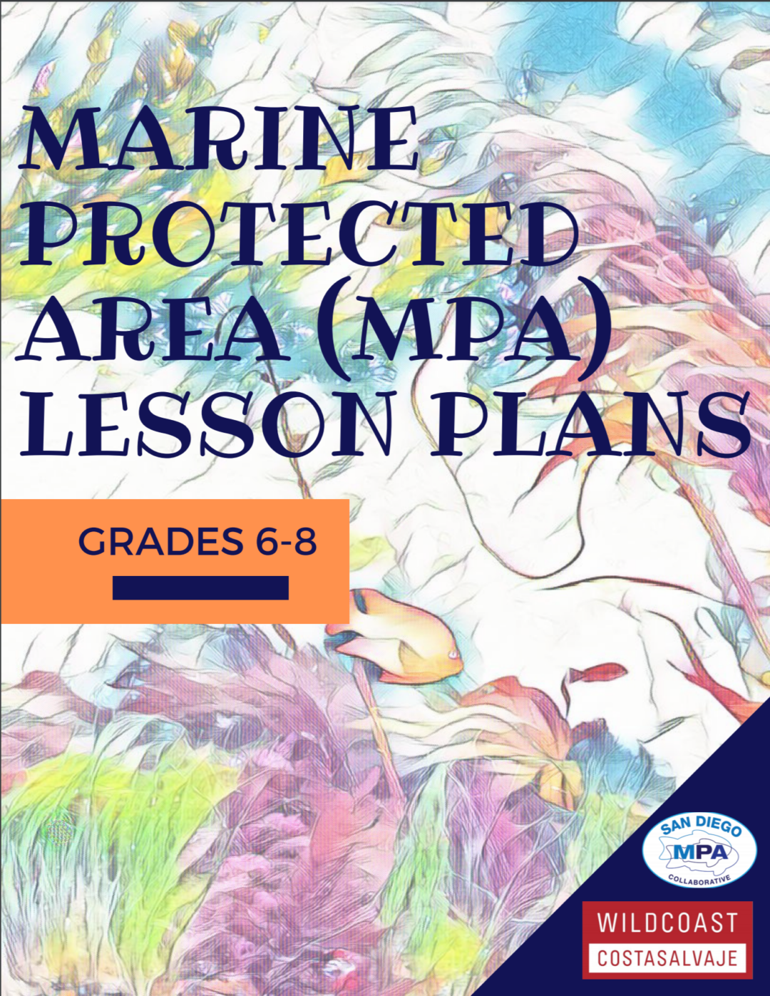 Sandy Shore: All Waterways Lead to the Ocean – Grades 6-8