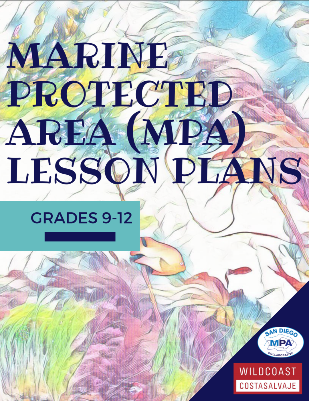 Sandy Shore: MPA Watch – Grades 9-12