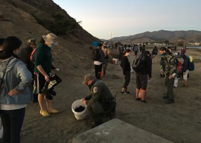 MPA Collaboratives partner with California Department of Fish & Wildlife for tidepool outreach