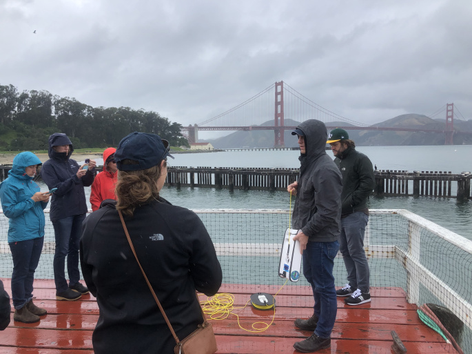 Education, Technology, and Stewardship: The Golden Gate Marine Protected Area Collaborative