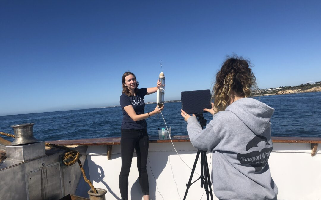 Crystal Cove Conservancy Launches Free Virtual MPA Exploration Curriculum
