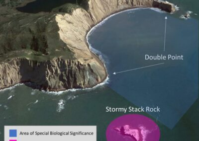 Exploring California's Marine Protected Areas: Double Point/Stormy Stack Rock Special Closure