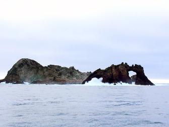 Exploring California's Marine Protected Areas: The FarallonIslands