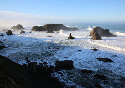 Exploring California's Marine Protected Areas: Ten Mile Beach State Marine Conservation Area and Ten Mile State Marine Reserve