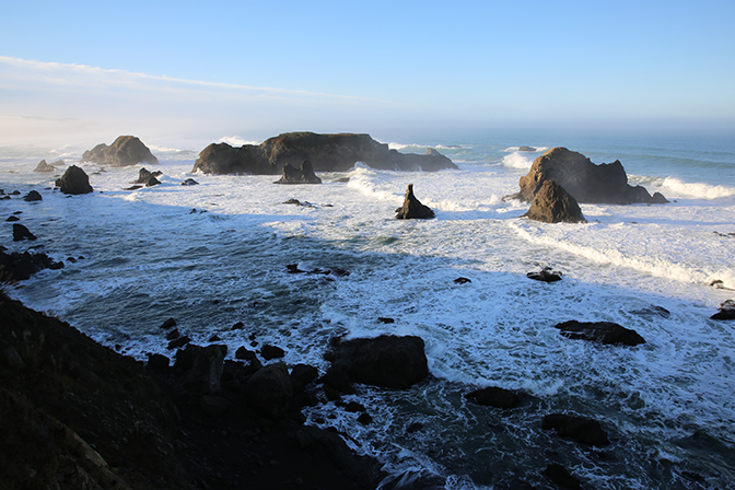 Exploring California's Marine Protected Areas: Ten Mile Beach State Marine Conservation Area and Ten Mile State MarineReserve